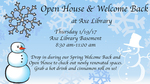 2017 Spring Library Welcome Back/Open House