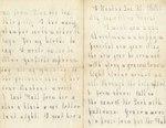 Bridgman, Laura Dewey (1829-1889) Letters, 1879-1883