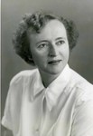 Patterson, Rebecca Elizabeth (1911-1975), Papers, 1936, 1951-1955 by Special Collections, Leonard H. Axe Library