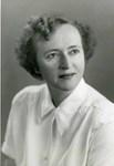 Patterson, Rebecca Elizabeth (1911-1975), Papers, 1936, 1951-1955