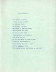 Cochell, Shirley Holmes (1922 - 2003) Papers, 1950-1975