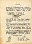 Woman's Literature Club, Cherokee, Kansas Records, 1899-1937