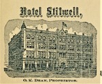 Stilwell Hotel Collection, 1889-1995