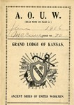 McCune Fraternal Organizations Collection, 1886-1962