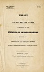 Native American Government Documents, 1827-1870