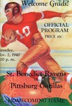 St. Benedict Ravens vs Pittsburg Gorillas