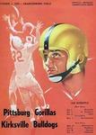 Kirksville Bulldogs vs. Pittsburg Gorillas