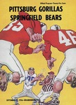 Springfield Bears vs. Pittsburg Gorillas