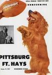 Ft. Hays Tigers vs. Pittsburg Gorillas - Homecoming