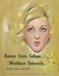 Washburn University vs. Kansas State Teachers College by Kansas State Teachers College