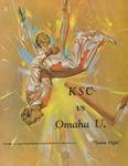 University of Nebraska of Omaha University vs. Kansas State Teachers College by Kansas State Teachers College
