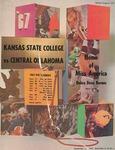 Central Oklahoma vs. Kansas State Teachers College by Kansas State Teachers College
