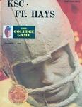 Fort Hays State vs. Kansas State Teachers College