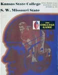 S.W. Missouri State vs. Kansas State Teachers College by Kansas State Teachers College