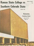 Southern Colorado State vs. Kansas State Teachers College by Kansas State Teachers College