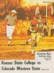Colorado Western State vs. Kansas State Teachers College by Kansas State Teachers College