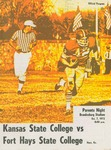 Fort Hays State vs. Kansas State Teachers College by Kansas State Teachers College