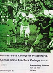 Kansas State Teachers College (Emporia) vs. Kansas State College of Pittsburg by Kansas State College of Pittsburg