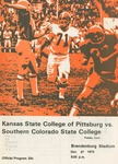 Southern Colorado State College vs. Kansas State College of Pittsburg by Kansas State College of Pittsburg