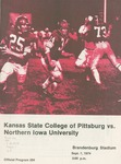 Northern Iowa University vs. Kansas State College of Pittsburg by Kansas State College of Pittsburg