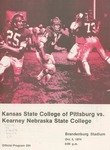 Kearney Nebraska State College vs. Kansas State College of Pittsburg by Kansas State College of Pittsburg