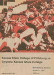 Emporia Kansas State College vs. Kansas State College of Pittsburg