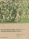 Emporia Kansas State College vs. Kansas State College of Pittsburg