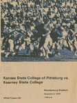 Kearney State College vs. Kansas State College of Pittsburg