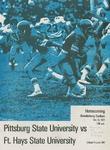 Ft. Hays State University vs. Pittsburg State University