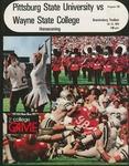 Wayne State College vs. Pittsburg State University