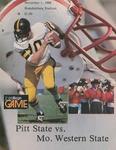 Missouri Western State vs. Pittsburg State University