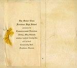 Frontenac High School Program