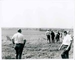 "F08_E09_01 ""The Learning Tree"" crew work to set up an exterior scene on location in Bourbon and Linn counties, Kansas by Unknown"