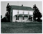"F08_E11_02 ""The Learning Tree"" two-story farmhouse used on location in Bourbon and Linn counties, Kansas by Unknown"