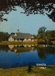 The Kanza 1967 by Kansas State College of Pittsburg