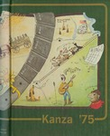 The Kanza 1975 by Kansas State College of Pittsburg