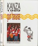 The Kanza 1989 by Pittsburg State University
