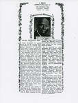 Obituary for Hearl Maxwell by Unknown