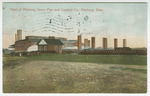 Plant of Pittsburg Sewer Pipe and Conduit Co., Pittsburg, Kansas by International Post Card Company