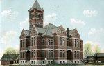 1907, City Hall, Pittsburg, Kansas by Souvenir Post Card Co.