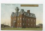 Pittsburg City Schools, Washington Building, Pittsburg, Kansas by International Post Card Company