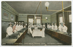 Cooking Department, State Manual Training School, Pittsburg, Kansas. by The Souvenir Post Card Company