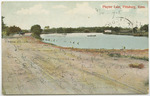 Playter Lake, Pittsburg, Kansas
