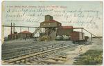 Coal Mining Shaft, Pittsburg District, Pittsburg, Kansas by The Souvenir Post Card Company