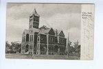 1908, City Hall, Pittsburg,Kansas