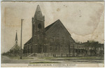 Methodist Church, Pittsburg, Kansas by L. E. Lindsay