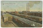 Coal Shipping Pittsburg, Kansas by International Post Card Company