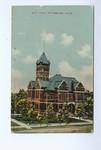1910, City Hall, Pittsburg, Kansas