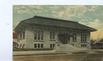 1915, Public Library, Pittsburg, Kansas. - Front