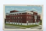 "1948, Municipal Auditorium, Pittsburg, Kansas by American Art"""" Post Card Co."